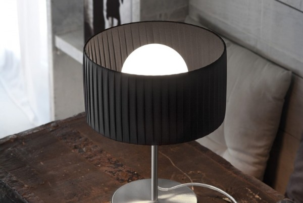 Fog Plissè CO Bedside Lamp