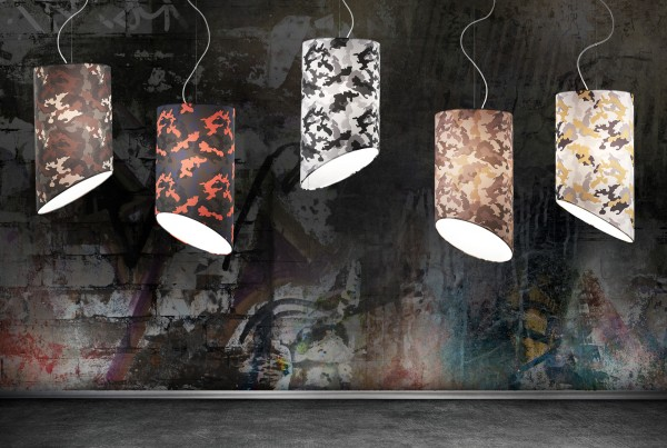 Pank Camouflage SO 30 Pendant Lamp