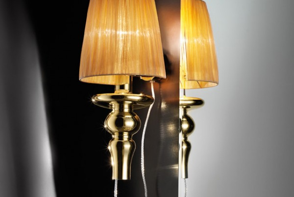 Gadora Chic PA 1 Wall Lamp