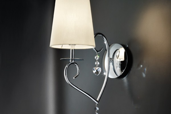 Heart PA 1 Wall Lamp