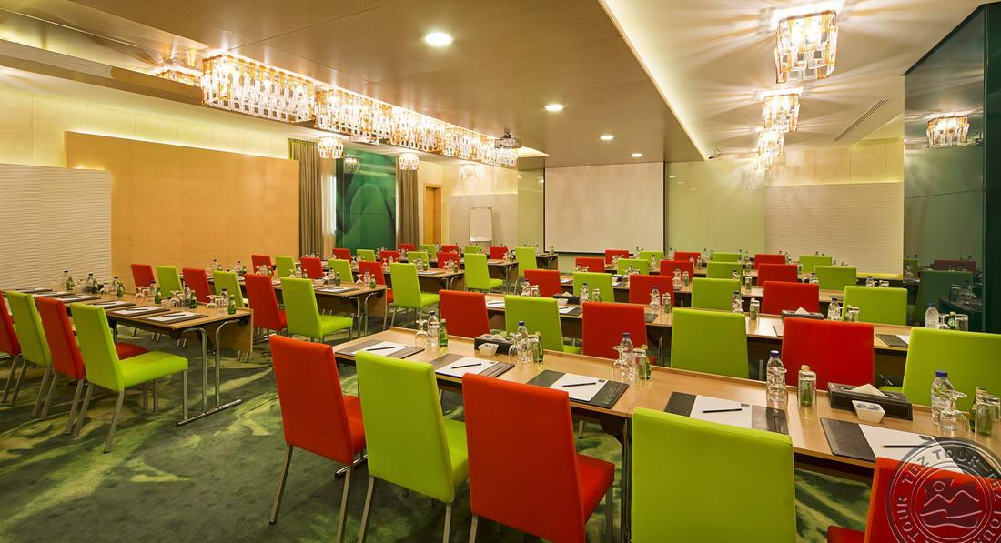 Hotel Corp Executive Al Khoory Dubai, Meeting room Acacia.